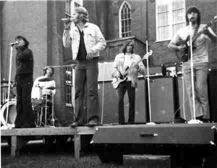 Morning Reign Salem Oregon 1966 1972