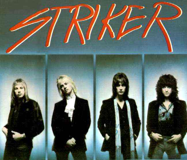 Striker Seattle Washington 1976 1979